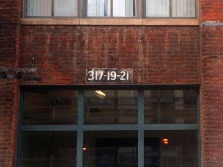 Schuster Electric Co. Ghost Sign in Cincinnati