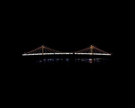 Albert Bridge, London by James Reeve