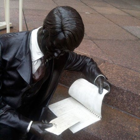 First Case by J. Seward Johnson Jr.