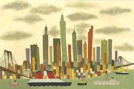 Manhattan by Matte Stephens