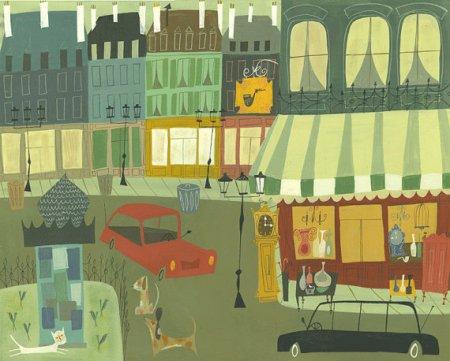Paris by Matte Stephens