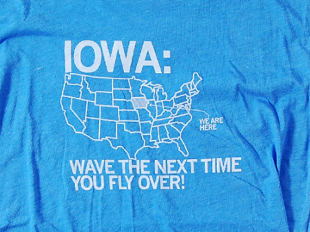 Midwest T-Shirt by RAYGUN