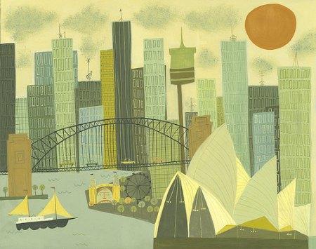 Sydney by Matte Stephens