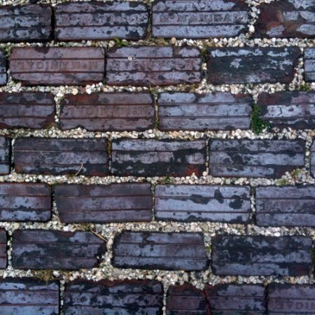 Brick Pavers in Comer Alley, Over-the-Rhine