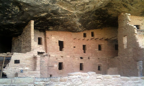 Mesa Verde National Park in Colorado
