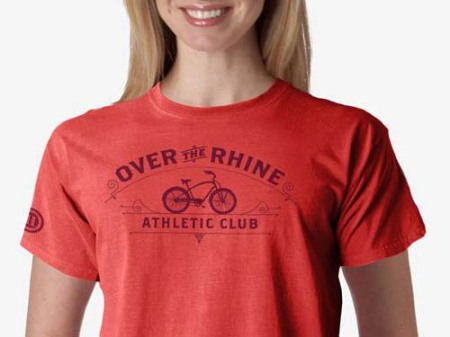 Over-the-Rhine T-Shirt by Once Blind Studios