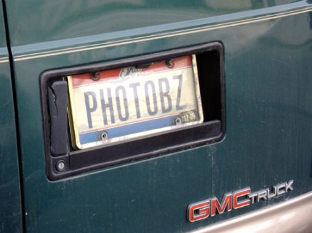 Field Guide to the Vanity License Plates of Southwestern Ohio