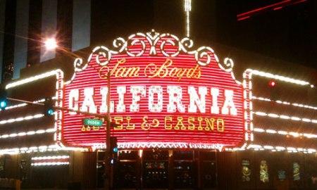 California Hotel and Casino in Las Vegas