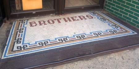 Brothers Ghost Tile in Chicago