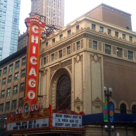 Chicago Theater by Rapp & Rapp