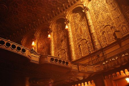 United Palace Theater by Thomas W. Lamb
