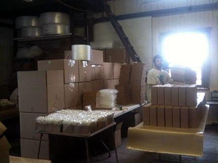 Seed Bomb Kits at Restoration Hardware