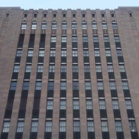 Cincinnati and Suburban Telephone Company Building by Harry Hake