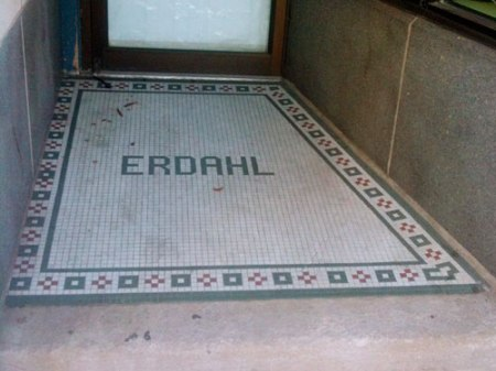 Erdahl Ghost Tile in Chicago