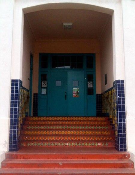 Ocean Beach School in San Diego