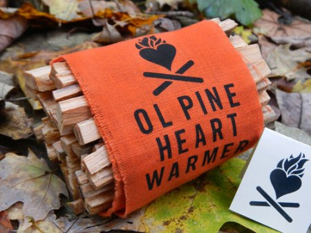 Ol Pine Heart Warmer by VisuaLingual