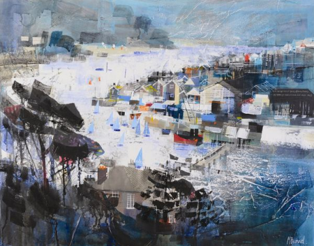 Salcombe by Mike Bernard