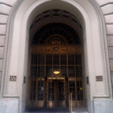 The Leader Building by Charles Adams Platt