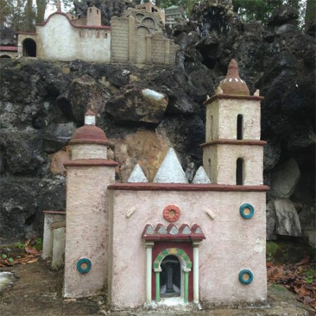 Ave Maria Grotto by Brother Joseph Zoettl