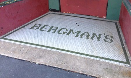 Bergman's Ghost Tile in Tampa