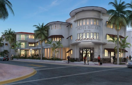 Lennox Hotel in Miami Beach