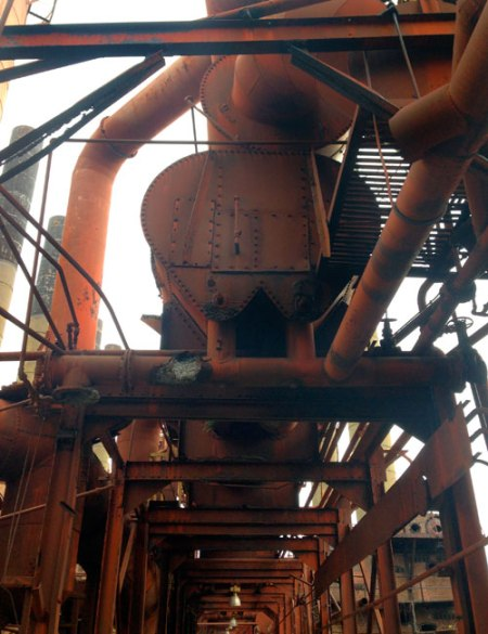 Sloss Furnaces National Historic Landmark