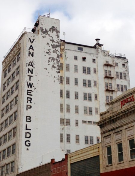Van Antwerp Bldg in Mobile
