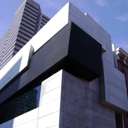 Contemporary Arts Center in downtown Cincinnati