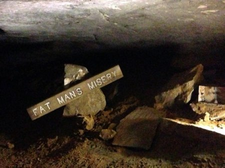 Mammoth Cave National Park in Kentucky
