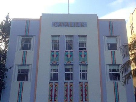 Art Deco South Beach in Miami Beach