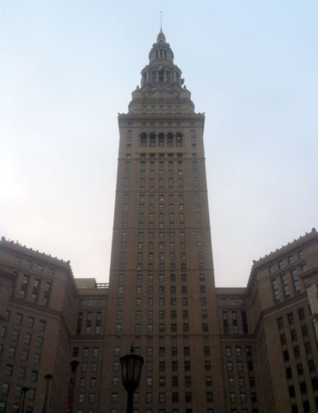 Terminal Tower by Graham, Anderson, Probst & White