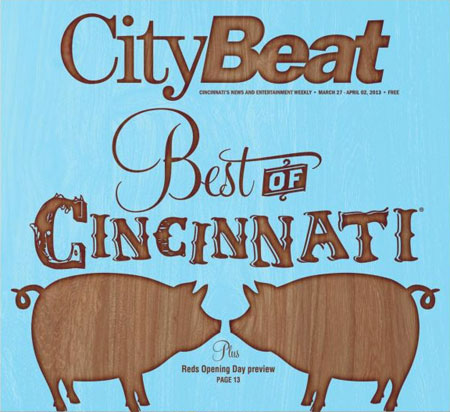VisuaLingual in CityBeat's Best of Cincinnati 2013