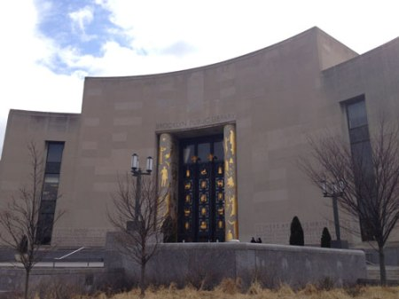Brooklyn Central Library by Githens and Kealy