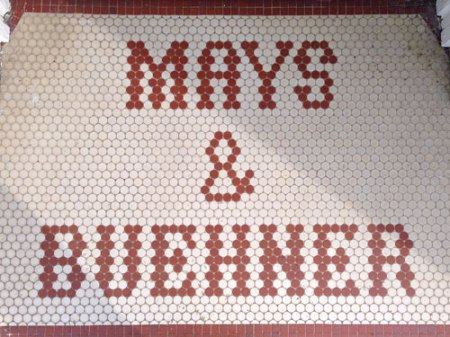 Mays & Buehner Ghost Tile in Miamisburg, OH