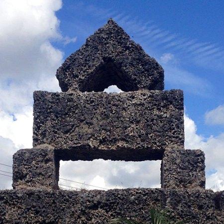 Coral Castle by Ed Leedskalnin