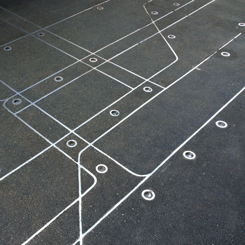 Floating Subway Map.Subway Map Floating On A Nyc Sidewalk By Francoise Schien