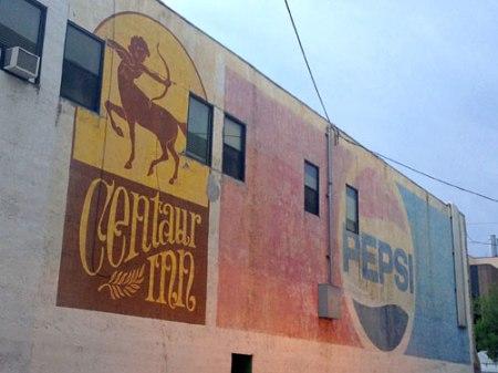 Centaur Inn/Pepsi Ghost Signs in Billings, MT