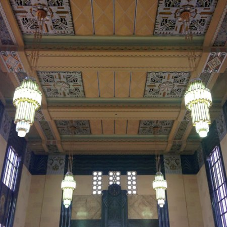 Omaha Union Station by Gilbert Stanley Underwood