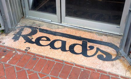 Read's Ghost Sign in Baltimore