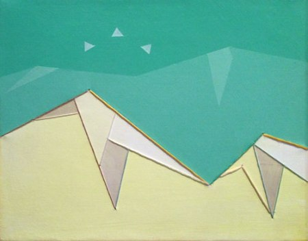 Three Stars by Laura Brooks