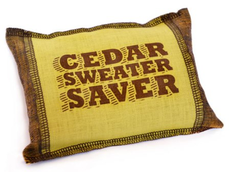 Cedar Sweater Saver by VisuaLingual