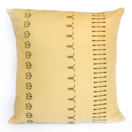 Flourishing Pillow Cover by VisuaLingual