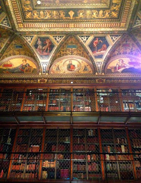 Morgan Library by Charles Follen McKim