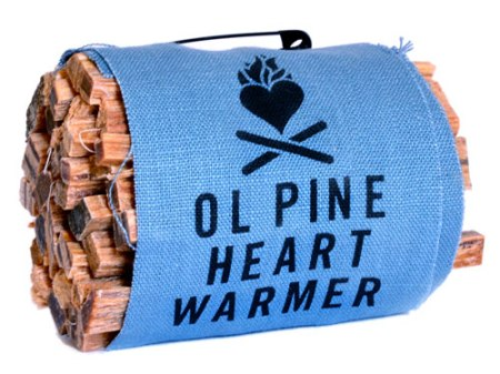 Ol Pine Heart Warmer by VisuaLingual