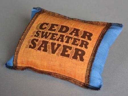 Cedar Sweater Saver by VisuaLingual