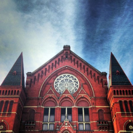 Cincinnati Music Hall by Hannaford & Procter