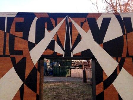 Socrates Sculpture Park in Queens