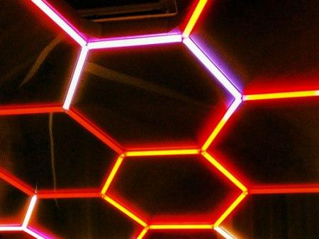 Hive (Bleecker Street) by Leo Villareal