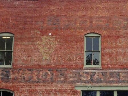 Belford Wholesale Grocers Ghost Sign in Savannah