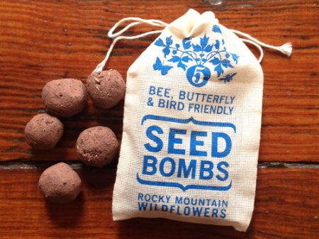 Rocky Mountain Seed Bombs by VisuaLingual